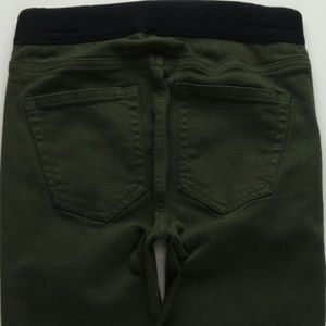 Gap Resolution Pull-On Legging Olive Green 25 B534
